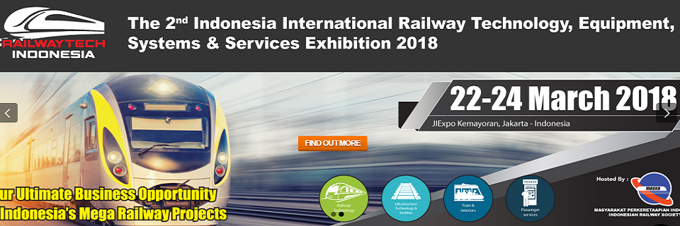 RailTech Indonesia Exhibition